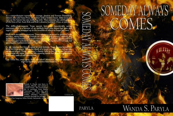 Final Cover - Someday Always Comes