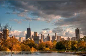 Autumn-in-Chicago